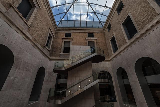 Лестницы и крыша