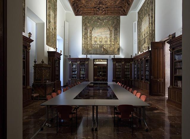 Другой зал археологического музея в Мадриде