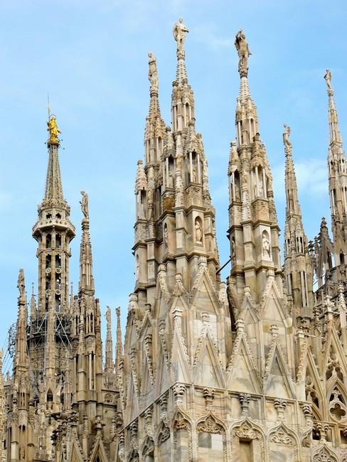 Верх собора