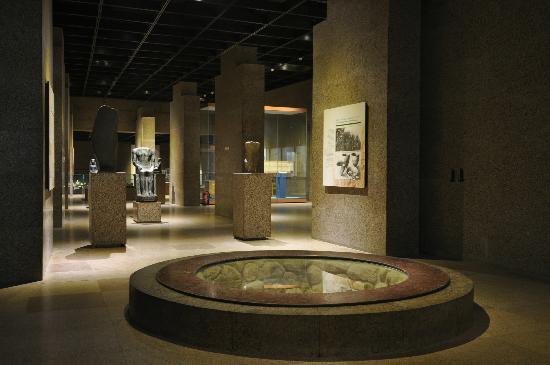 Один из залов Нубийского музея