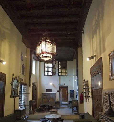 Одна из комнат музея
