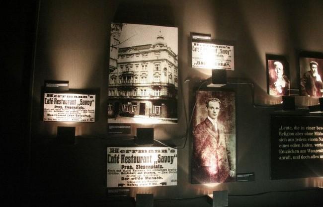 Фотографии и сведения о Кафке