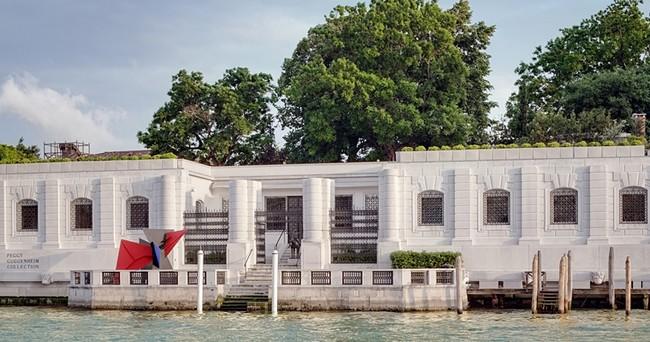 Музей Пегги Гуггенхайм, Венеция, Италия, адрес, фото