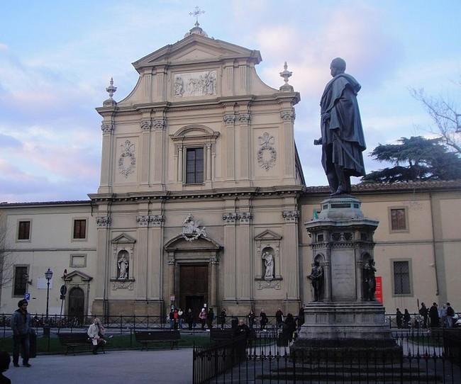 Музей Сан-Марко, Флоренция, Италия: адрес, фото, рассказ об экспозиции