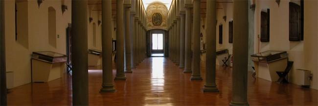 В музее Сан-Марко