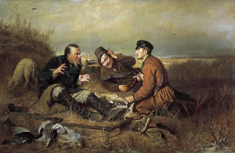 В Тверской области был объявлен сезон охоты