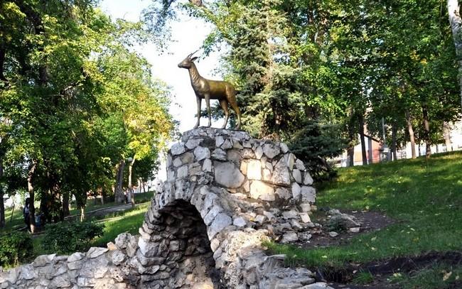 Самарский козел