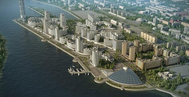 Скульптуры города Красноярска