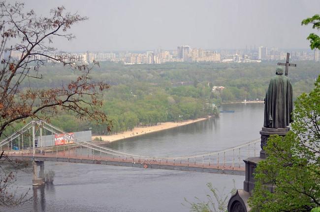 Памятник Владимиру Святому