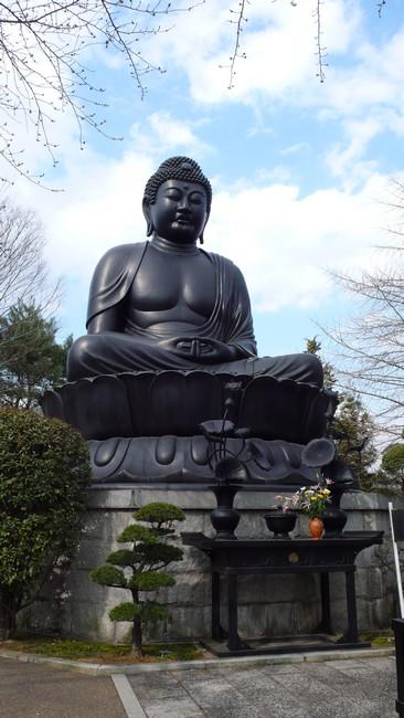 Дайбуцу Асука, Япония