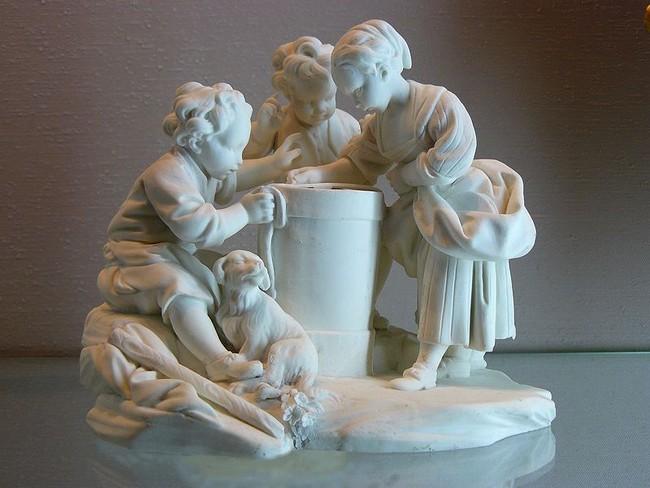 Скульптура Оракул, Фальконе