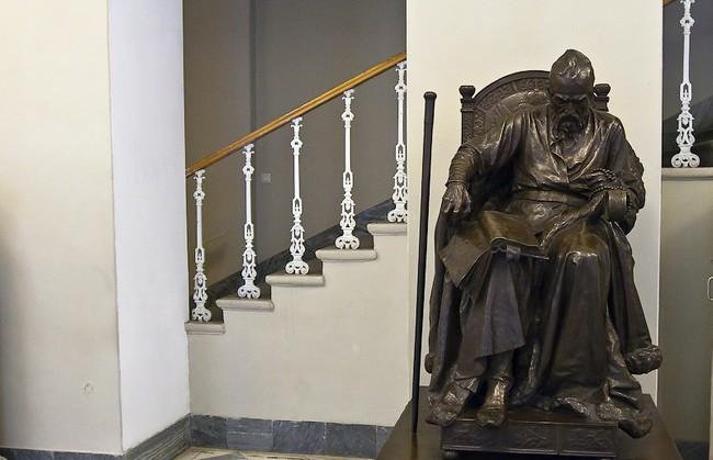 Скульптура Ивана Грозного