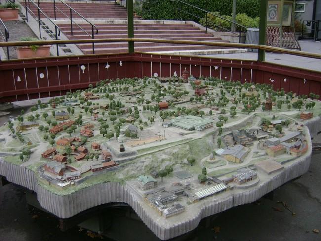 План музея Скансен, Швеция, Стокгольм