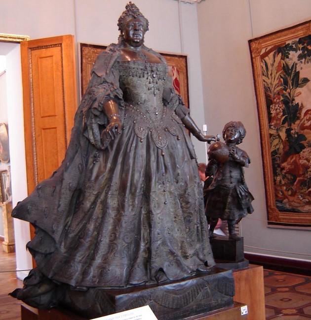 Доклад скульптура 18 века в россии 4534