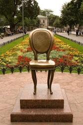 Памятник 12-му стулу в Одессе
