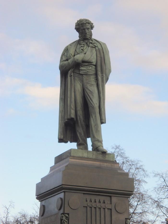 Памятник Пушкину в Москве, Опекушин