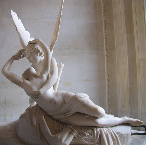 Амур и Психея (Лувр)