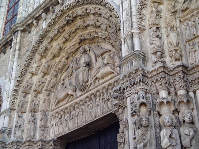 Скульптура романского стиля