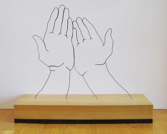 Скульптура из проволоки: рассказ о скульпторах и фото их работ