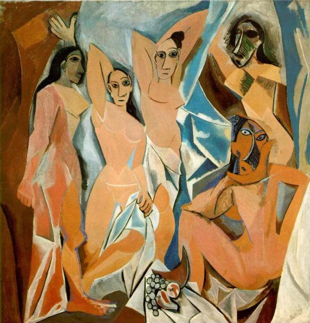 Пикассо доклад по искусству 9489