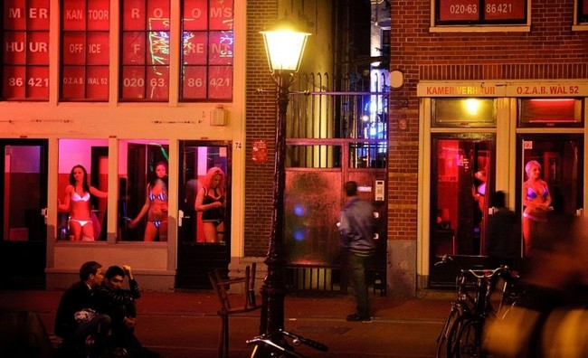 Квартал Де Валлен, Амстердам