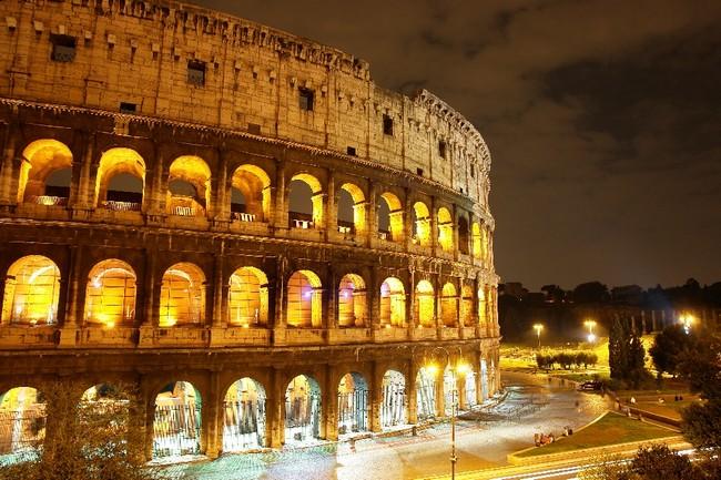 рим в ноябре фото туристов