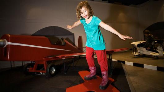 Детям понравится в техническом музее