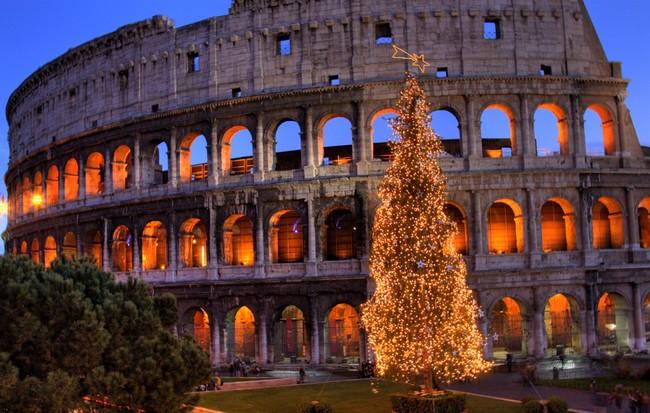 Декабрьская поездка в Рим: преимущества и недостатки