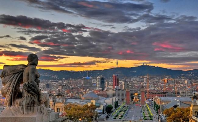 Барселона в декабре: туры, фото, погода