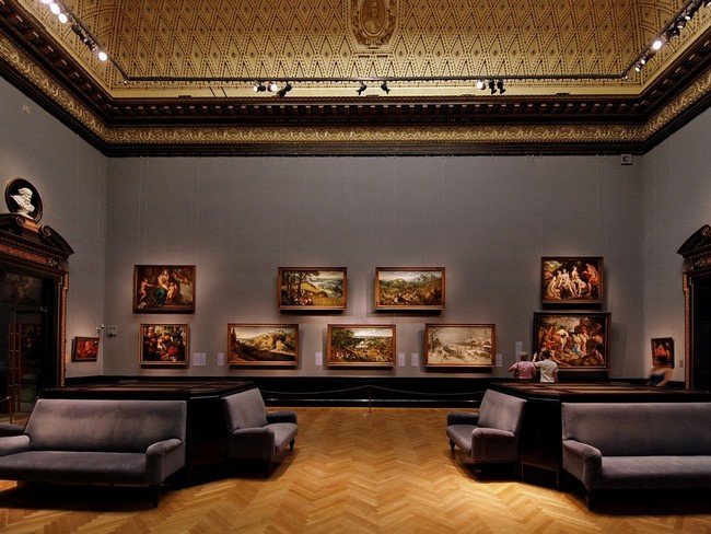 Музей истории искусств, Вена - картины