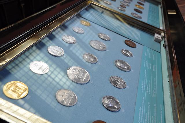 Музей истории искусств, Вена - коллекция монет