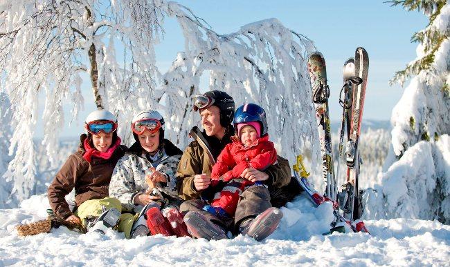 Зимний тур в Чехию