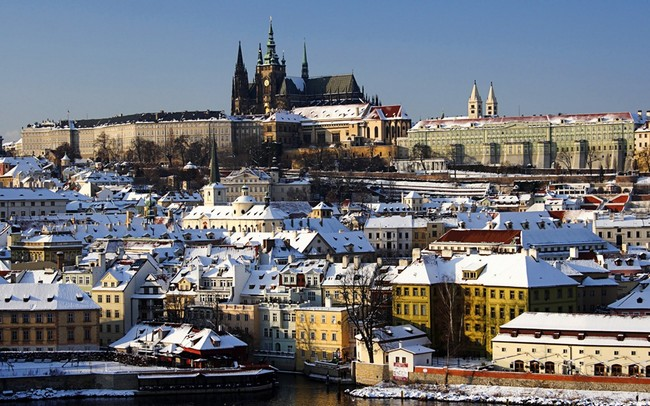 Отдых в Чехии в декабре: туры, цены, фото, горнолыжные курорты