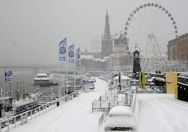 Отдых в Германии в декабре: курорты, цены, фото