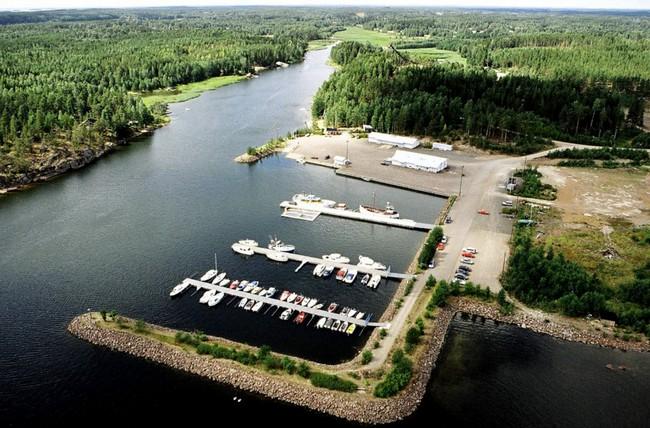 Рыбалка в Финляндии, коттеджи