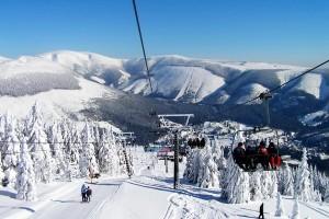 Шпиндлерув Млын, Чехия, горнолыжный курорт