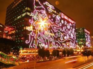 Рождество, Гонконг
