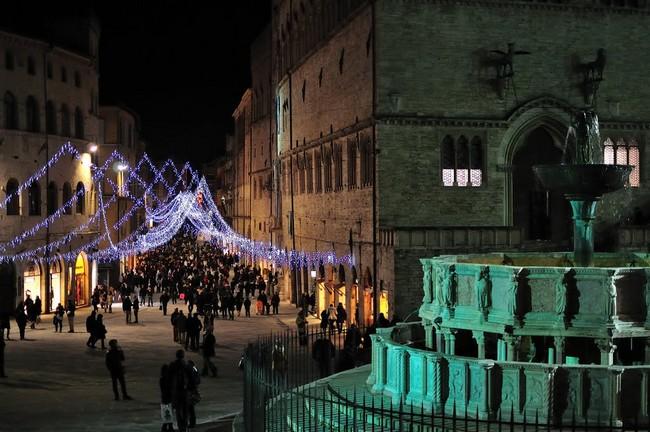 Рождество в Перуджи