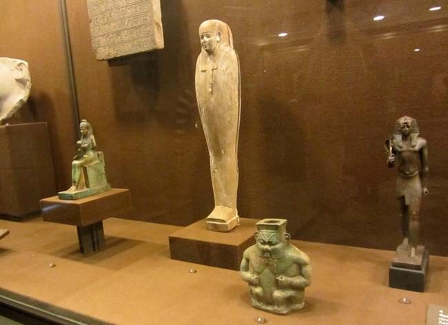 Зал Древнего Египта. Государственный Эрмитаж
