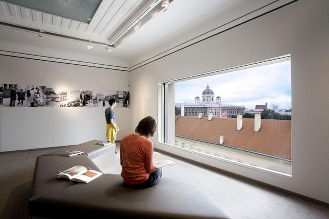 Музей Леопольда в Вене: экспозиция, фото