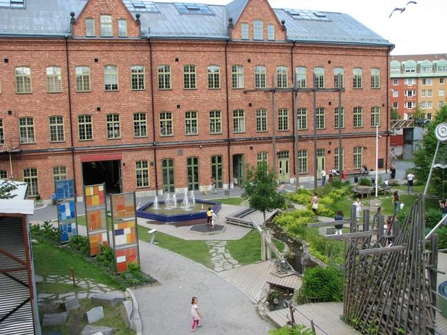Музей физических экспериментов Тома Тита, Стокгольм