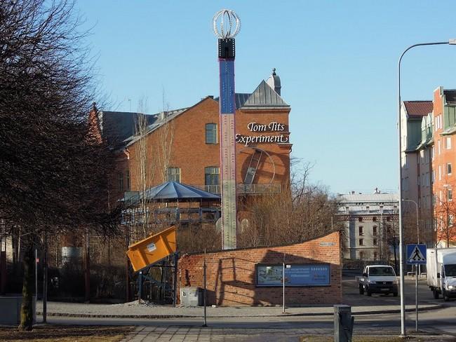 Здание музея Тома Тита