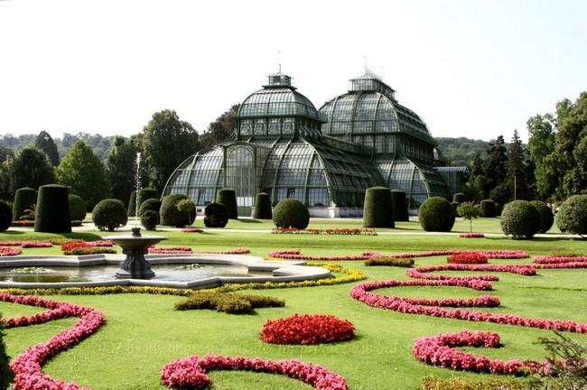 Парк Шенбрунн, Австрия, Вена