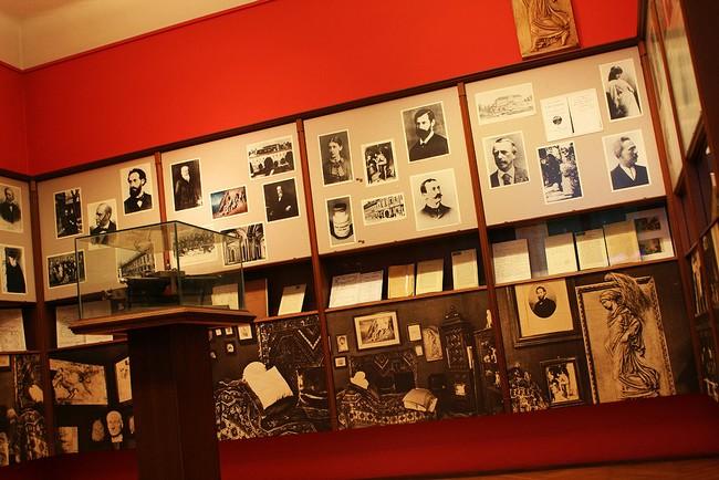 Музей Фрейда, Вена, одна из комнат музея