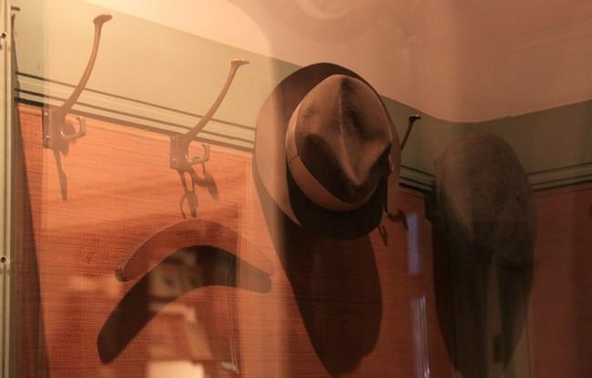 Шляпа Фрейда, музей Зигмунда Фрейда, Вена