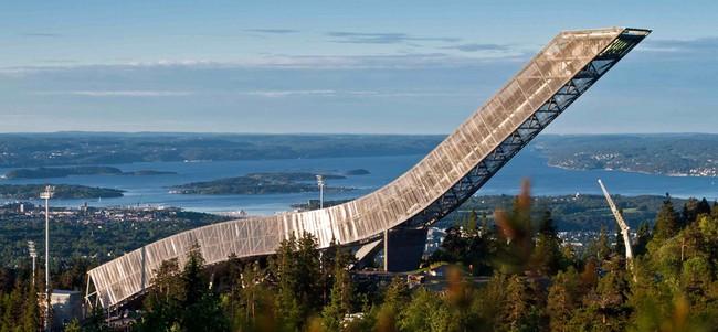 4000 лет на лыжах: самый необычный музей в Осло
