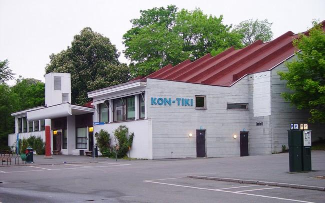 Музей Кон-Тики: история великого путешественника