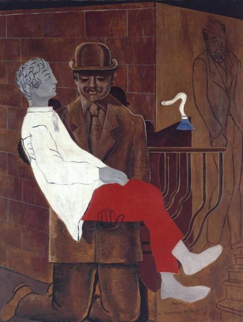 Пьета, или ночная революция, Макс Эрнст