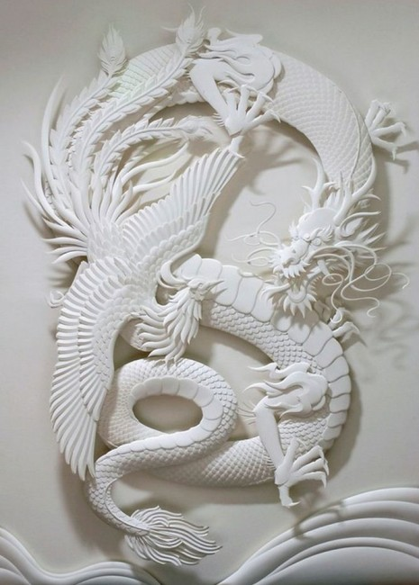 Феникс и Дракон, Джефф Нишинака