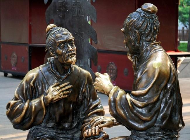 Скульптура Китая: фото и описание